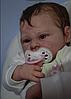 Силиконовая кукла реборн.Reborn doll.Кукла ручная работа.(01359)