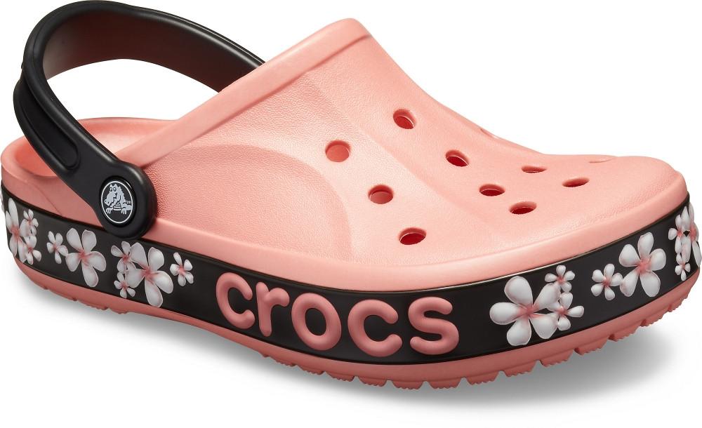 Кроксы женские Crocs Bayaband Clog дыня 37 р.