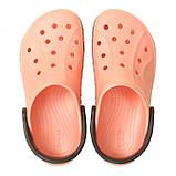 Кроксы женские Crocs Bayaband Clog дыня 37 р., фото 2
