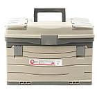 Многофункциональный органайзер пластиковый для метизов INTERTOOL BX-4017