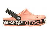 Кроксы женские Crocs Bayaband Clog дыня 38 р., фото 4