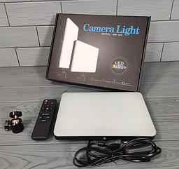 LED - лампа Для Студийного Освещения Профессиональная лед лампа для студийной съемки MM-240 Ra95+