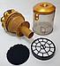 Пилосос контейнерний колбовый вакуумний з турбощіткою Domotec MS 4408 3600 Вт S, фото 5