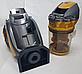 Пилосос контейнерний колбовый вакуумний з турбощіткою Domotec MS 4408 3600 Вт S, фото 6