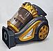 Пилосос контейнерний колбовый вакуумний з турбощіткою Domotec MS 4408 3600 Вт S, фото 7