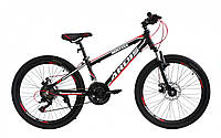 Горный подростковый 24 Ardis Montana алюминиевый велосипед, фото 1