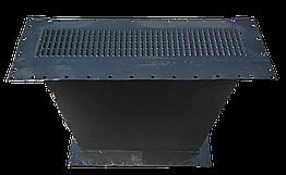 Сердцевина радиатора ЮМЗ (4-х рядн.) (148 сот) (алюминий) + порошковая покраска
