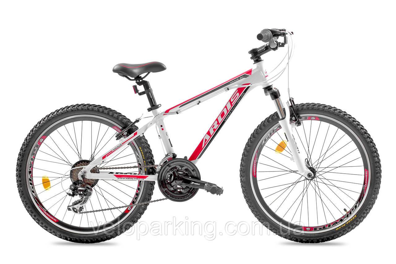 Горный подростковый 24 Ardis Maxus (2021) алюминиевый велосипед