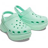 Кроксы женские Crocs Classic Bae Clog бирюзовые 36 р., фото 2
