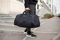 Мужская спортивная сумка (дорожная ) NIke buf графит
