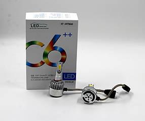 Комплект LED ламп C6 H7