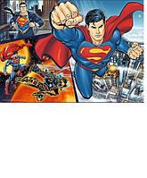 Дитячі пазли Супермен герой 200 ел.
