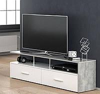 Тумба под ТВ, Телевизор, в гостинною, спальню, комод под тв с ящиками и полкой МДФ , ДСП.
