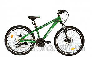 Гірський підлітковий велосипед 24 Ardis Skyline (2020) сталевий