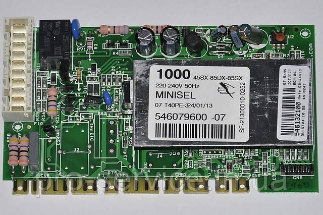 Модуль управления MINISEL код 546079600 для стиральных машин Ardo TL105S