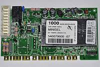 Модуль управления MINISEL код 546079600 для стиральных машин Ardo TL105S, фото 1