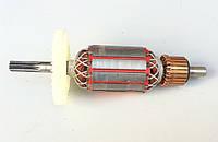 Якорь (ротор) для дрели Bosch PSB 500 RE ( 143*35 / 6 z прямо)