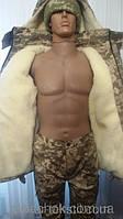 Надежная зимняя защита от холода – камуфляжный костюм