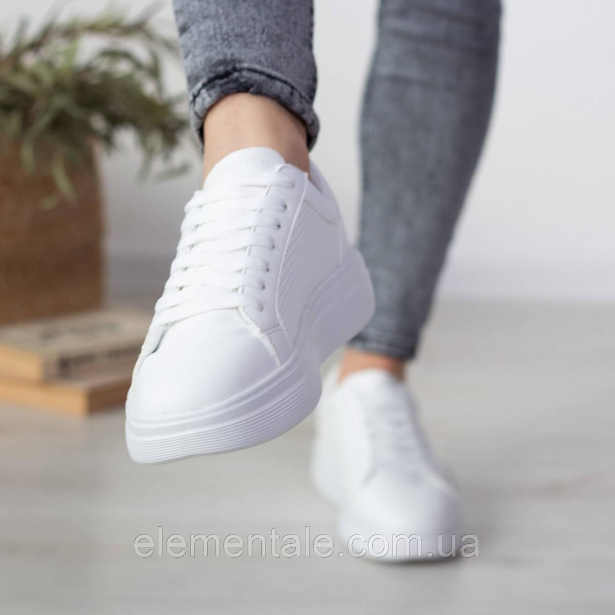 Кросівки жіночі Fashion Algonquin 2519 39 розмір 24,5 см Білий