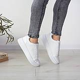 Кросівки жіночі Fashion Algonquin 2519 39 розмір 24,5 см Білий, фото 3
