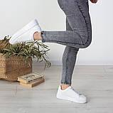 Кросівки жіночі Fashion Algonquin 2519 39 розмір 24,5 см Білий, фото 4