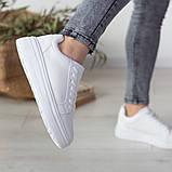 Кросівки жіночі Fashion Algonquin 2519 39 розмір 24,5 см Білий, фото 5