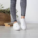 Кросівки жіночі Fashion Algonquin 2519 39 розмір 24,5 см Білий, фото 6