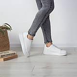 Кросівки жіночі Fashion Algonquin 2519 39 розмір 24,5 см Білий, фото 8