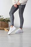 Кросівки жіночі Fashion Algonquin 2519 39 розмір 24,5 см Білий, фото 9