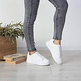 Кросівки жіночі Fashion Algonquin 2519 39 розмір 24,5 см Білий, фото 2