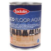 Паркетный лак на водной основе SADOLIN CELCO FLOOR AQUA - 1л