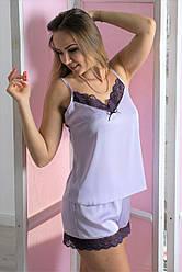 Піжама жіноча П1007 Лаванда