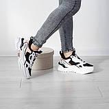 Кроссовки женские 38 размер 24 см Белые, фото 3