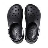Женские кроксы Crocs Classic Bae Clog черные 37 р., фото 3