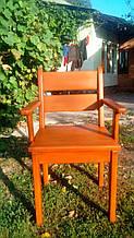 """Винтажное кресло из дерева """"Старовинка"""""""