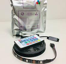 Світлодіодні стрічки RGB Мультикольорова 100М MOD-5050-100