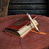 Кожаный блокнот 20х11см, Властелин колец, фото 4
