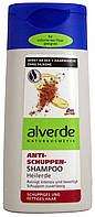 Шампунь для волос DM Alverde Anti-Schuppen Shampoo Heilerde 200мл.