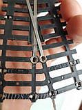 PIKO GDR 6852 П- образные рельсы - глухое пересечение 15 градусов, масштаба H0,1:87, фото 2