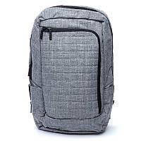 Рюкзак чоловічий міській з USB портом BST 320021 48х33х20 див. світло-сірий