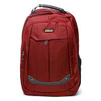 Рюкзак міський BST 430020 35х18х48 див. червоний