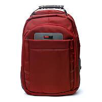 Рюкзак міський BST 430023 32х20х48 див. червоний, фото 1