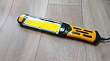 Фонарь-переноска для СТО и ремонта BL-9096 10 метров с магнитом и крючком от сети 220В (7610), фото 5