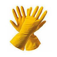 Перчатки резиновые Ваш бюджет l размер 8 1 пара