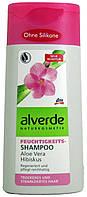 Шампунь для волос DM Alverde Feuchtigkeits-Shampoo Aloe Vera Hibiskus 200мл.