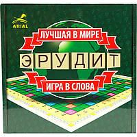 Настольная игра в слова Arial Эрудит