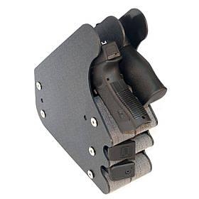 Подставка под 2 пистолета и 4 магазина ПЛУ2/4 (281/93/238)