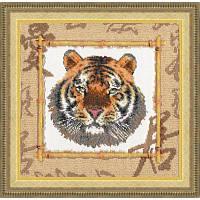 Набор для вышивания бисером Золотое Руно БС-003 Уссурийский тигр
