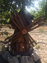 "Декоративная мельница ""Ажур"" для сада"