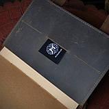 Кожаный блокнот А5 , персонализация, фото 5